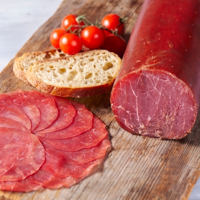 Glide fibrous sausage casing