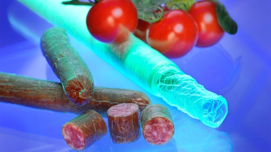 Cellulose sausage casing D-Tech