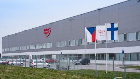 ViskoTeepak Brno Plant