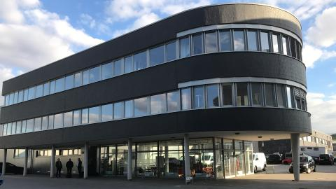 ViskoTeepak Hamburg office