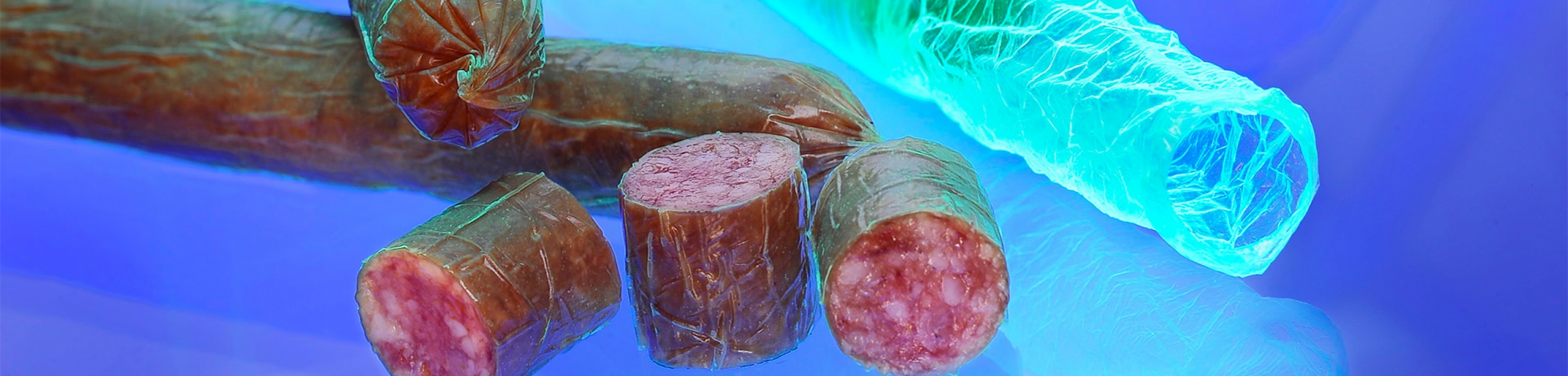 Cellulose sausage casing D-Tech