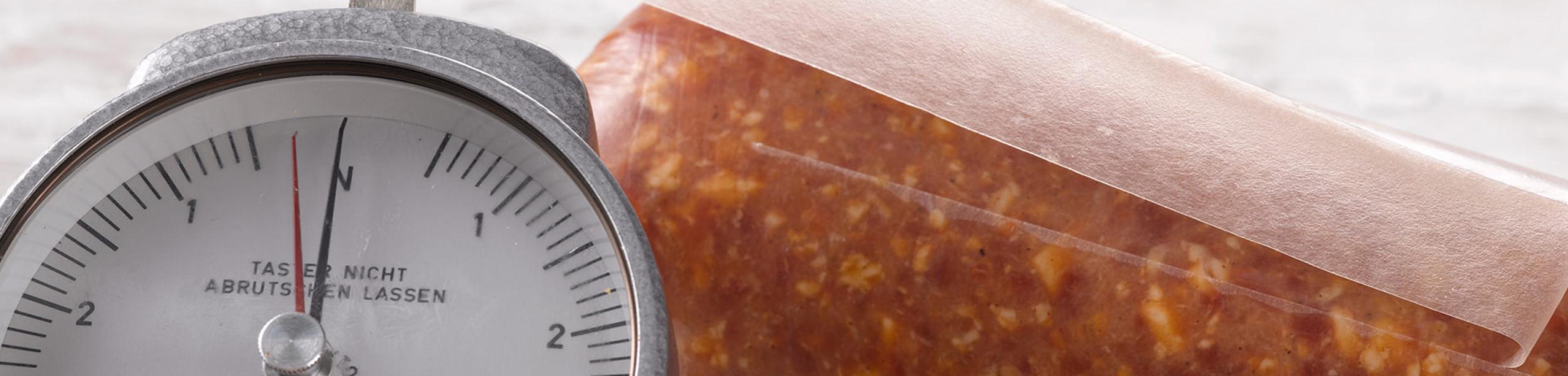 Fibrous sausage casing Xtreme