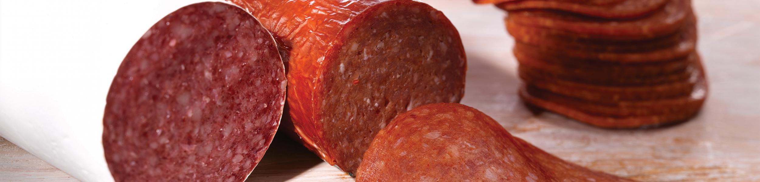 Fibrous Standard sausage casing