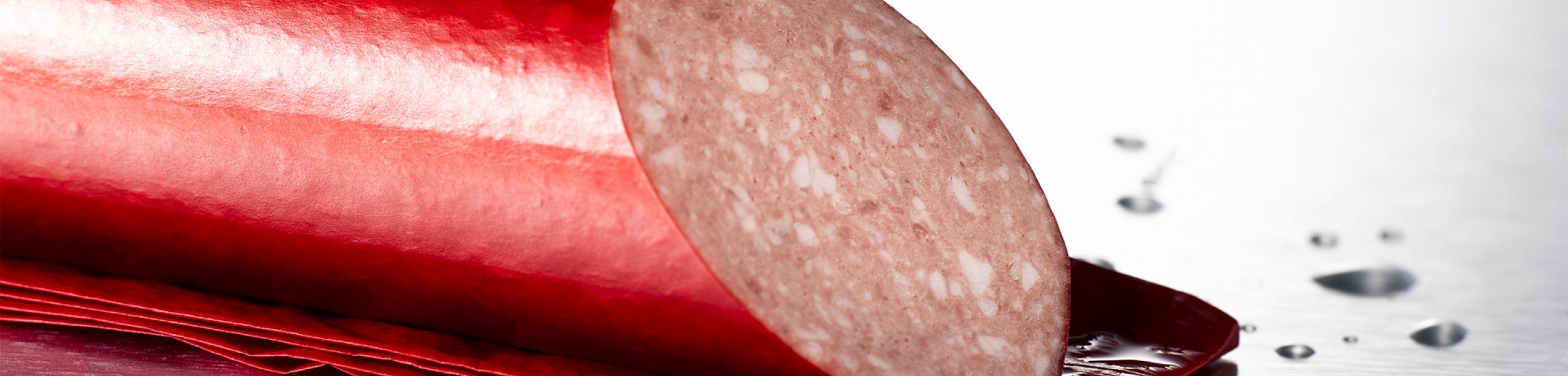 FLX fibrous sausage casing
