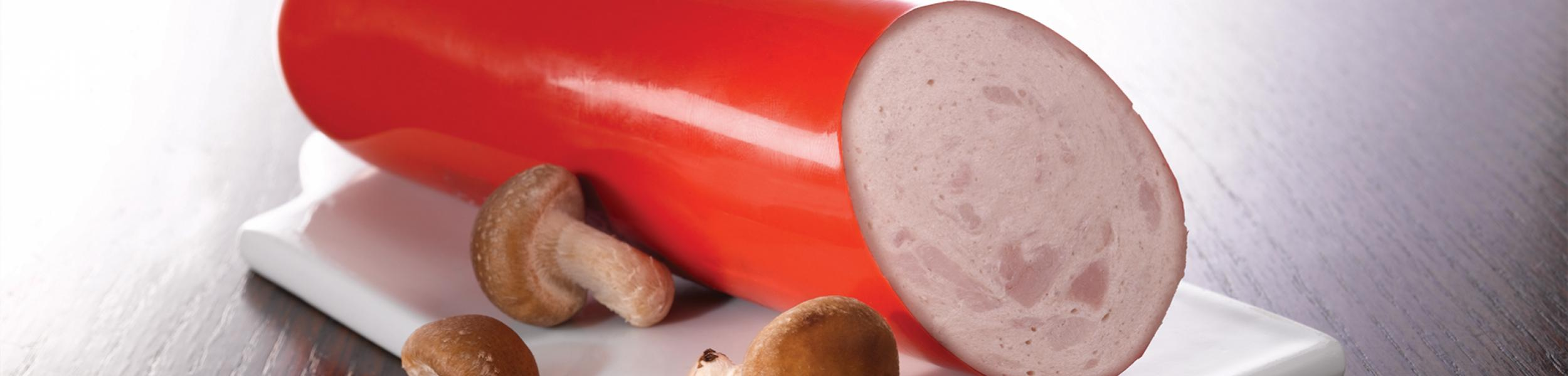 Plastic sausage casing Meat Adhesion Control