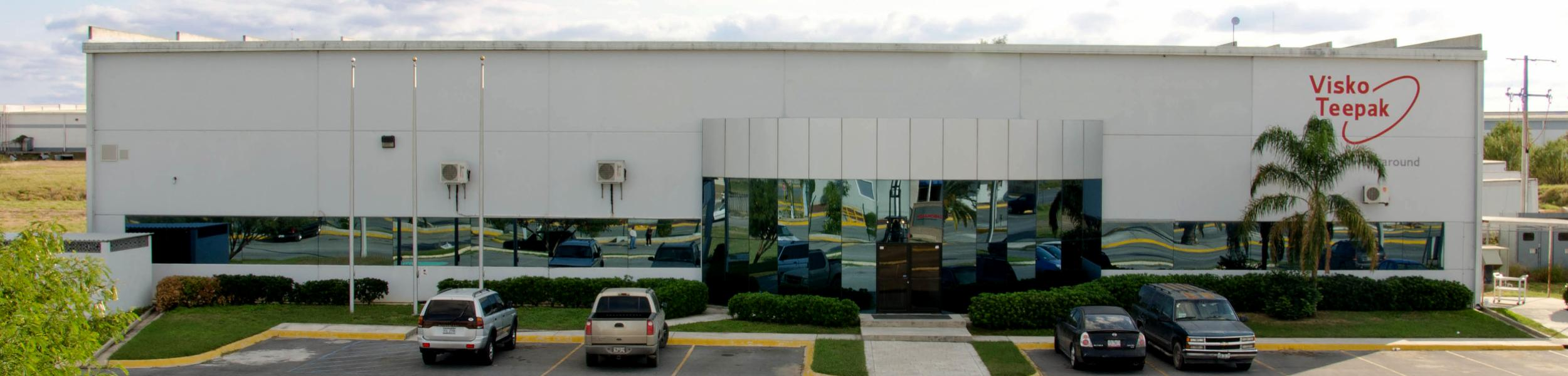ViskoTeepak plastic prodcutions plant, Nuevo Laredo