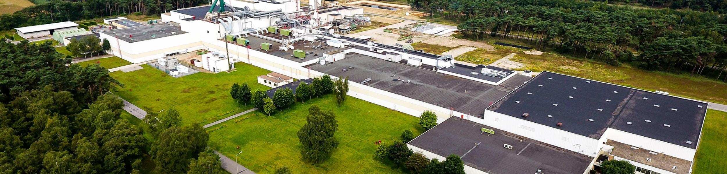 ViskoTeepak Lommel Plant